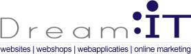 Print Logo Dream IT - websites | webshops | webapplicaties | online marketing